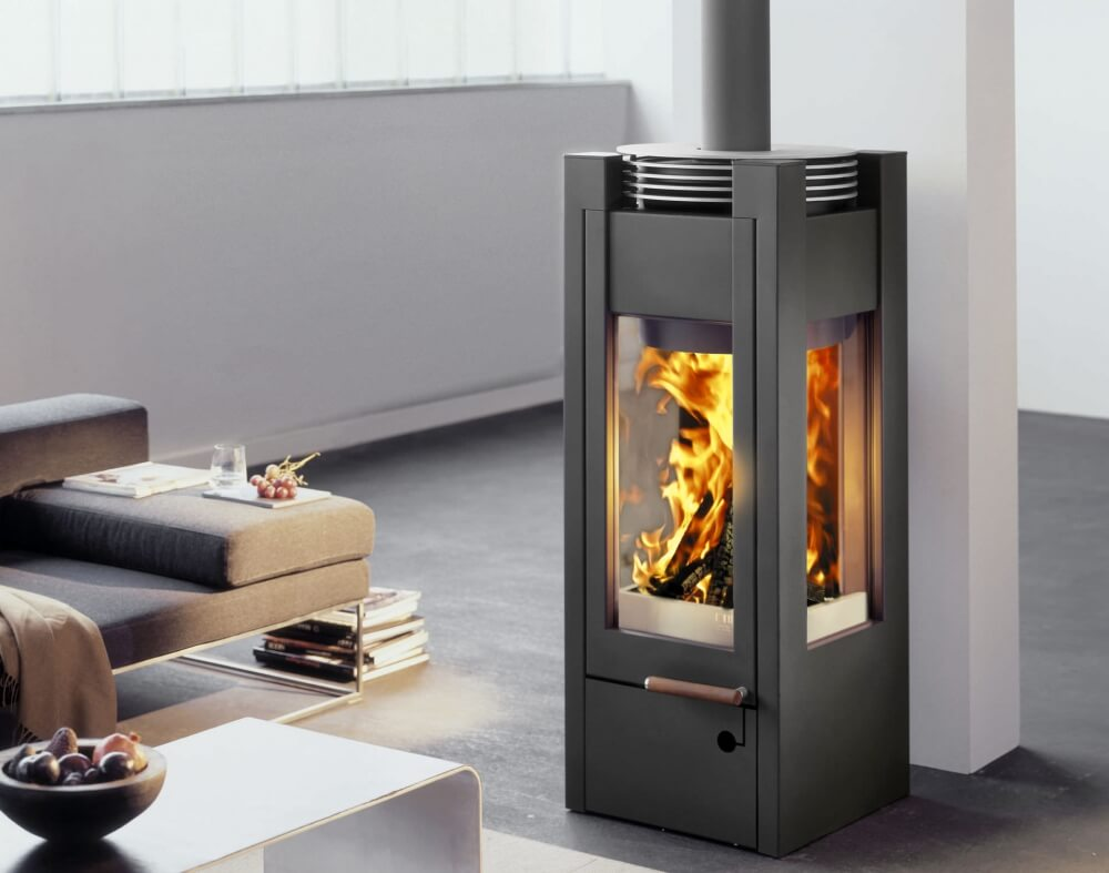 Heating Stoves Austroflamm Pallas Excellent Design Stoves