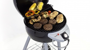 Газовий гриль Char-Broil Patio Bistro 240 Gas Black фото 5