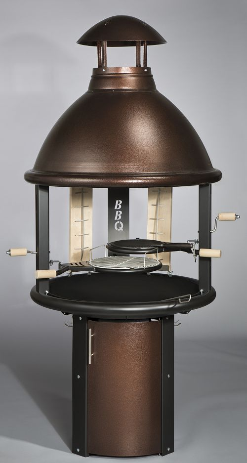 Tundra Grill® BBQ High model antic